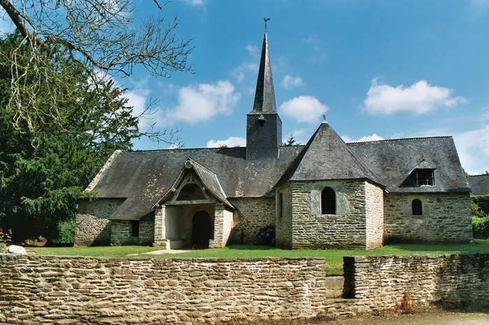 Journées du patrimoine 2017 - Chapelle Saint-Melec