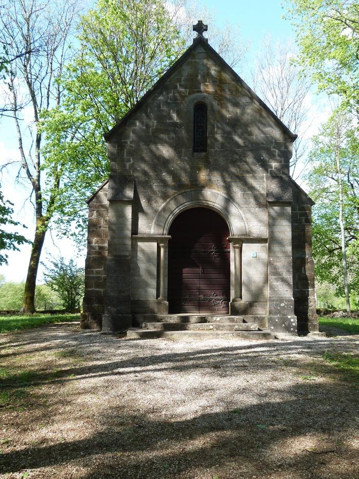 Journées du patrimoine 2018 - Chapelle Saint-Michel à Chille dans le Jura