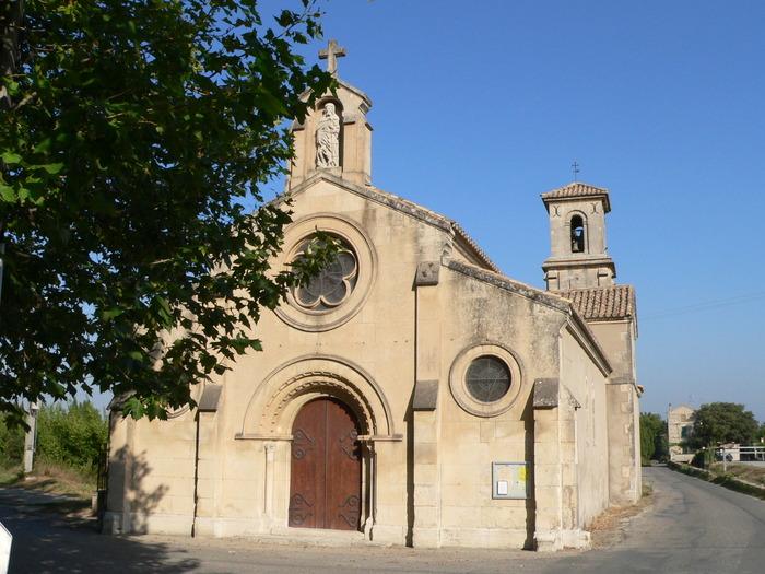 Crédits image : Les Amis de la Chapelle Saint-Roch