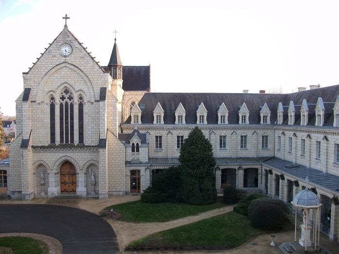 Journées du patrimoine 2018 - Chapelle Sainte Anne de la Communauté Jeanne Delanoue