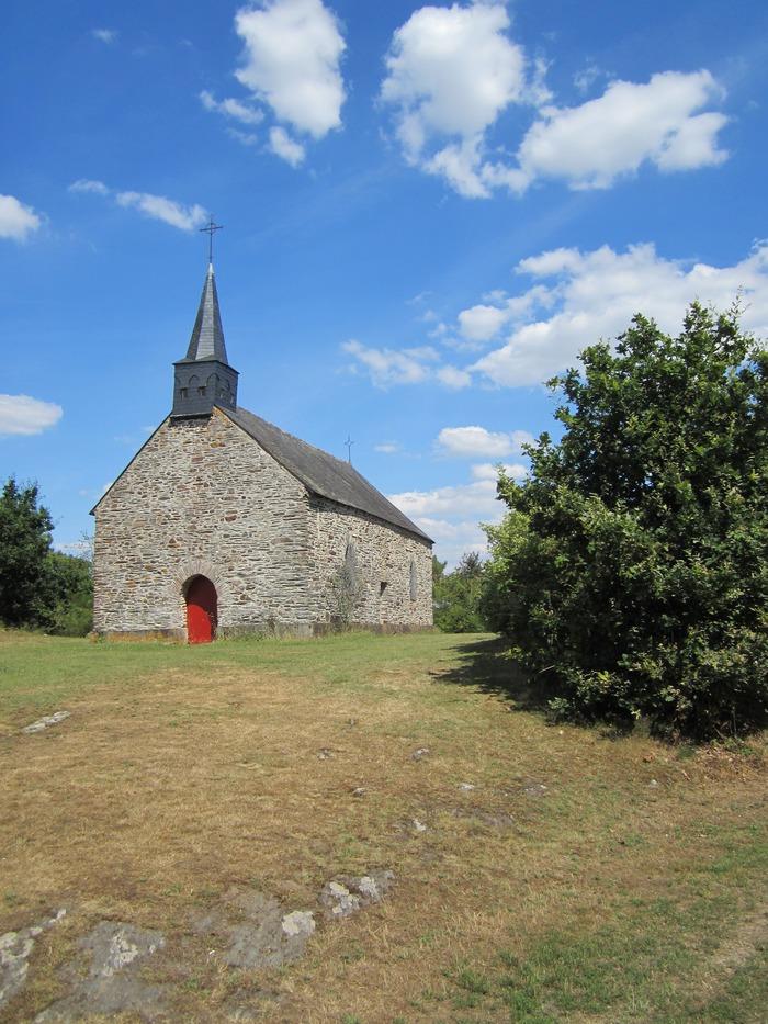 Journées du patrimoine 2017 - Chapelle Sainte-Anne des Lieux Saints