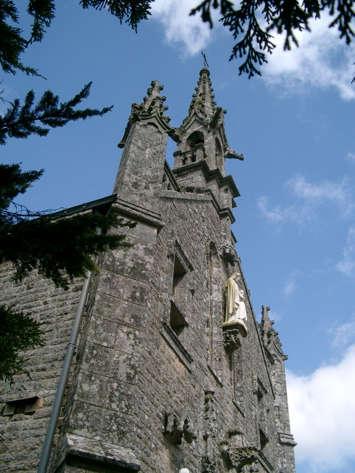 Journées du patrimoine 2018 - Visite commentée de la Chapelle Sainte Anne