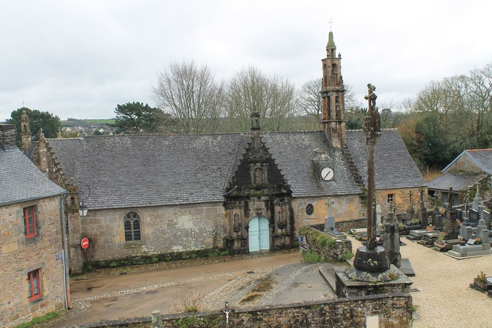 Journées du patrimoine 2018 - Visite libre - Chapelle Sainte Anne - Daoulas