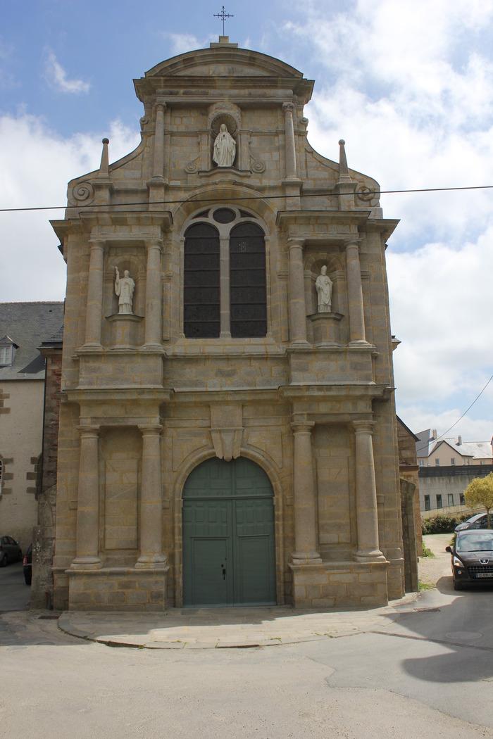 Journées du patrimoine 2018 - Chapelle Sainte-Catherine de Dinan