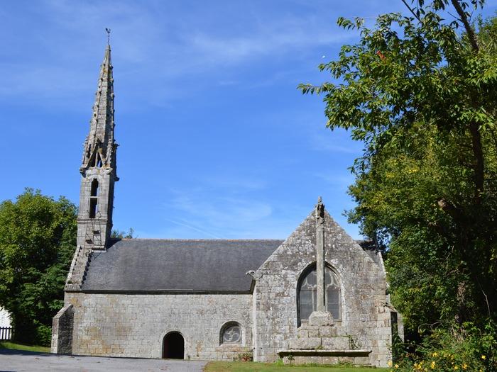 Journées du patrimoine 2017 - Chapelle Sainte-Cécile à Briec