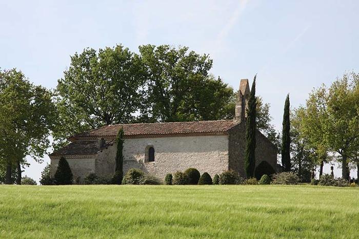 Journées du patrimoine 2017 - Visite libre de la chapelle Sainte-Cécile-de-Plane-Sylve