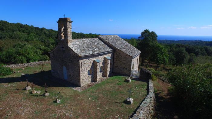 Journées du patrimoine 2017 - Chapelle Santa Cristina -20221 Valle di Campoloro