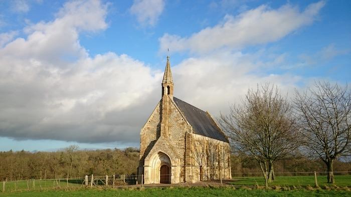 Crédits image : © chapelle Saint-Clair