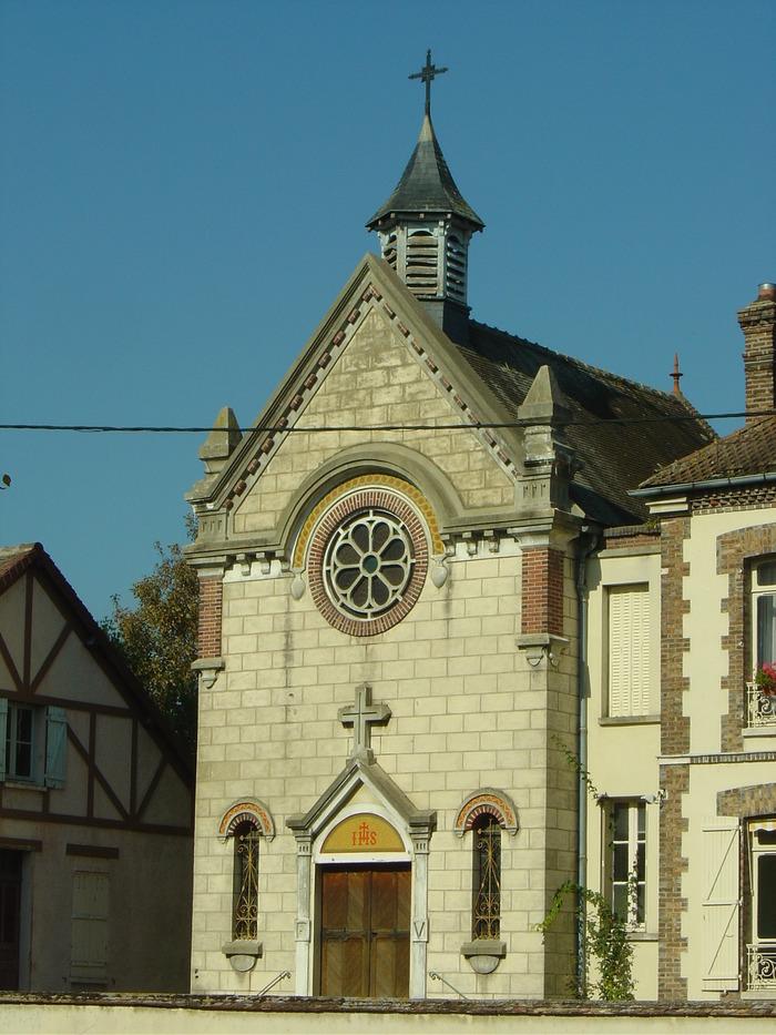Journées du patrimoine 2017 - Visite de la Chapelle Vermiglio