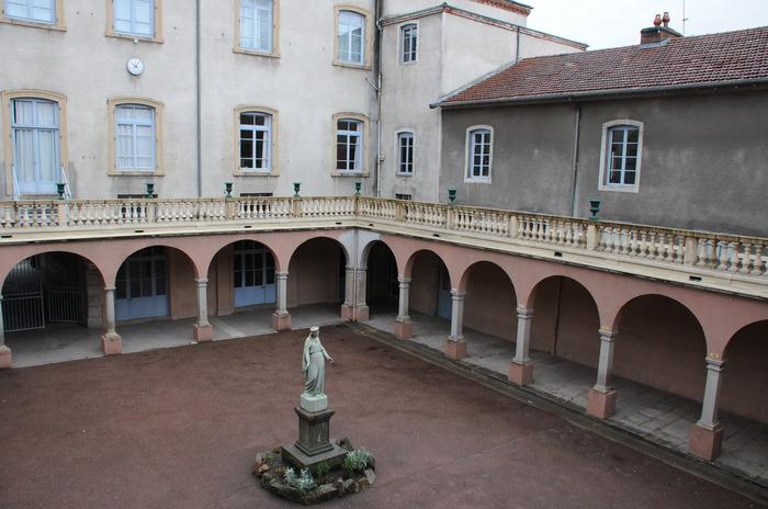 Journées du patrimoine 2017 - Chapelle Victor de Laprade