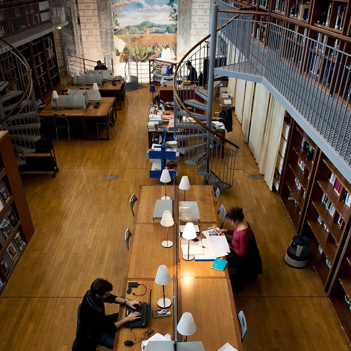 Journées du patrimoine 2018 - Chasse au trésor à la bibliothèque