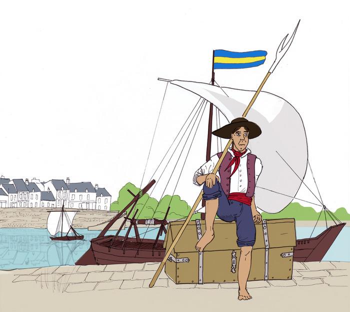 Journées du patrimoine 2017 - Chasse au trésor des mariniers