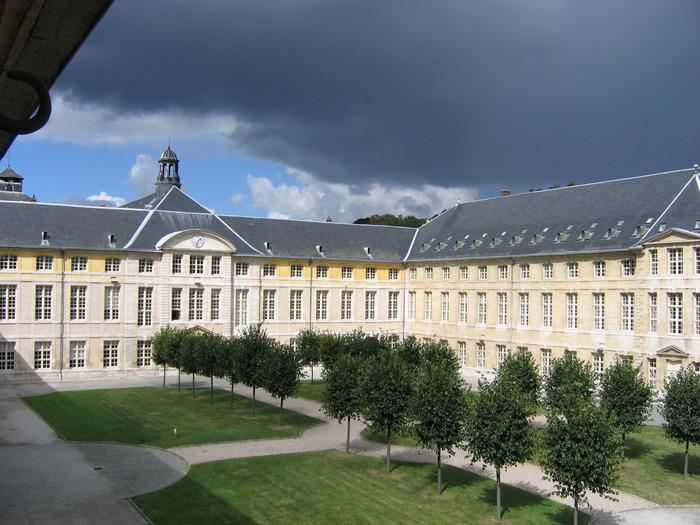Crédits image : Ancien Hôtel-Dieu de Rouen