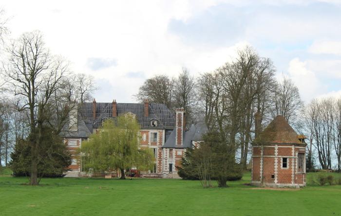 Crédits image : château de Baclair