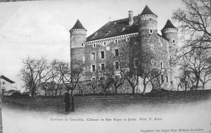 Journées du patrimoine 2018 - Exposition au château de Bon Repos.