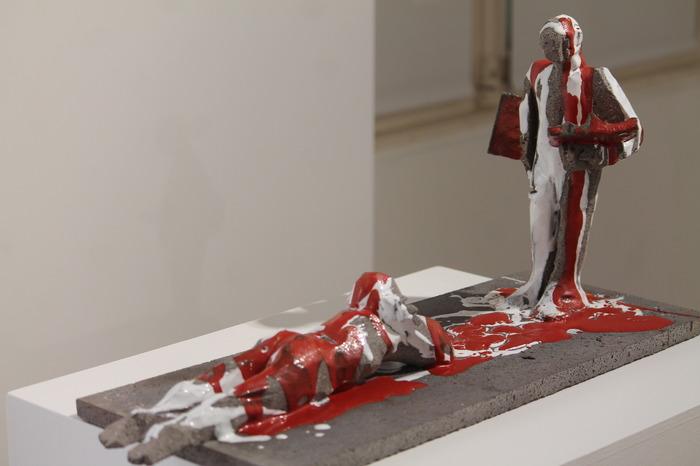 Journées du patrimoine 2018 - Exposition «Par la pierre ... Ad petras» au château de Bosredon.