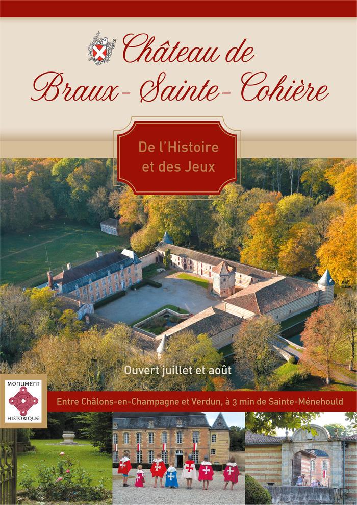 Crédits image : Château de Braux-Sainte-Cohière