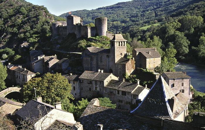 Journées du patrimoine 2017 - Visite libre du château de Brousse