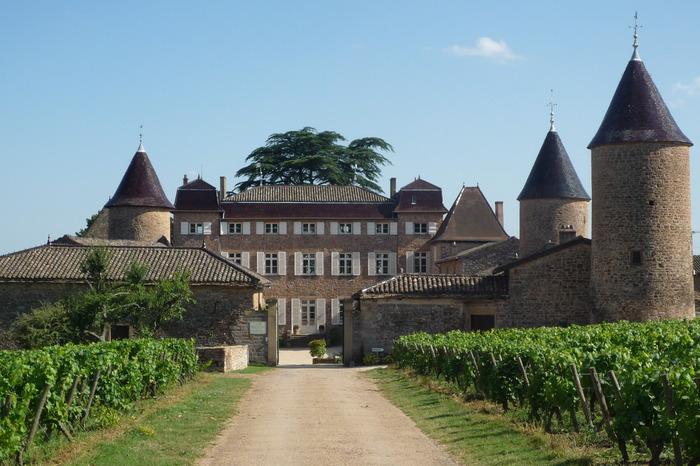 Journées du patrimoine 2017 - Château de Chasselas, joyau de la Bourgogne du sud
