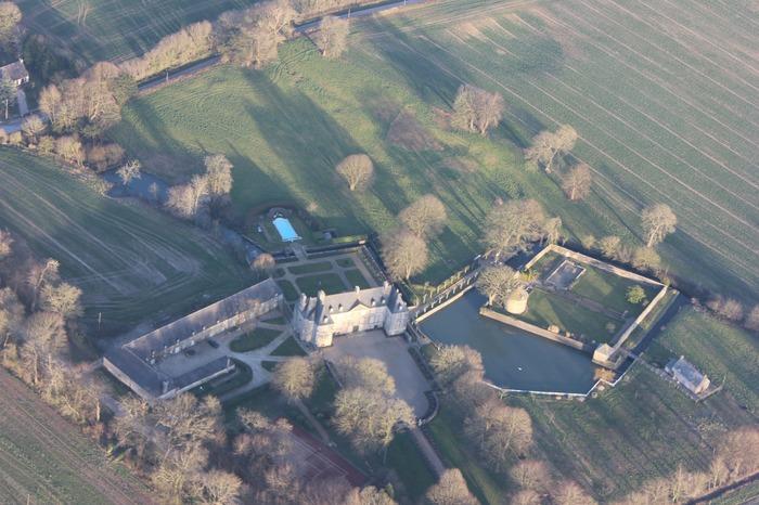 Journées du patrimoine 2017 - Visite guidée du château de Courcy
