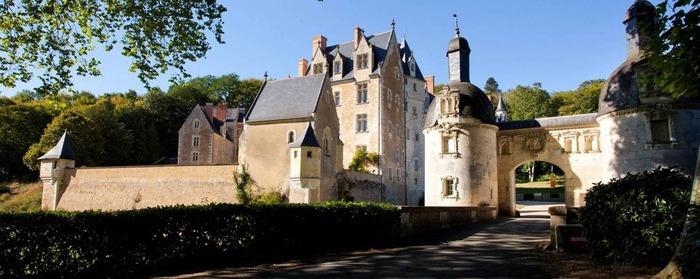 Journées du patrimoine 2017 - Château de Courtanvaux