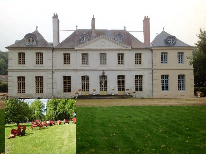 Crédits image : © Château de Couvicourt