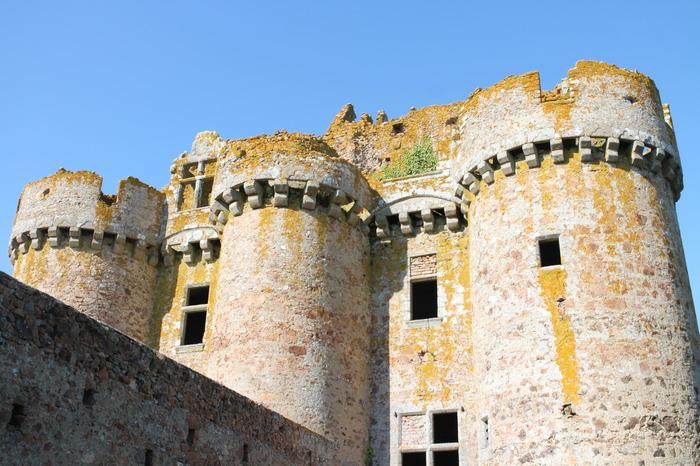 Journées du patrimoine 2018 - Découverte du château de l'Ebaupinaye