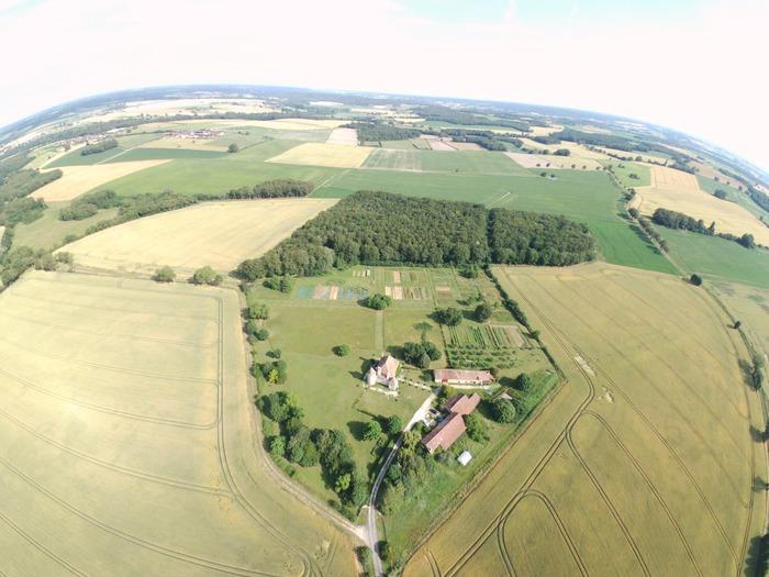 Crédits image : ©Laurence Railey - prise avec drone