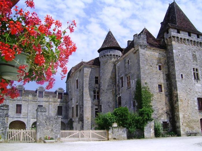 Journées du patrimoine 2018 - Visite commentée du château de la Marthonie
