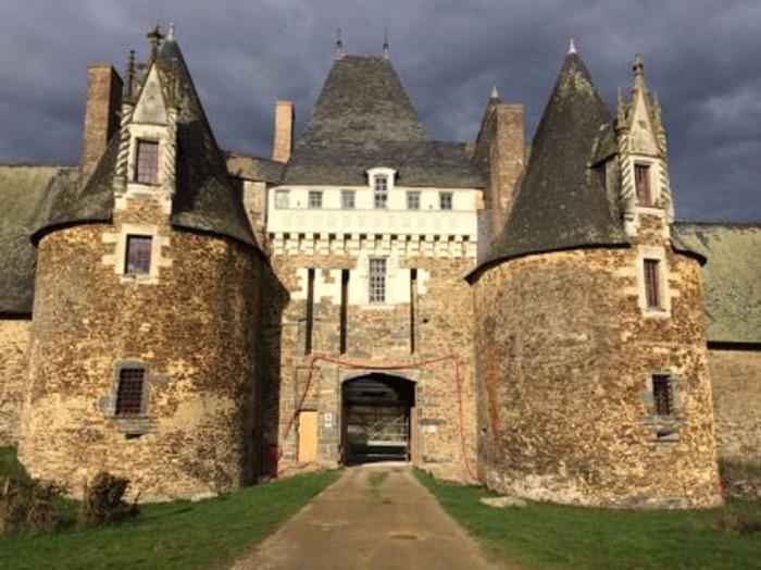Journées du patrimoine 2018 - château de la Motte Glain