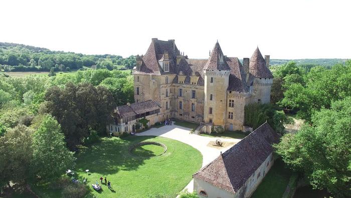 Journées du patrimoine 2018 - Visite guidée des charpentes du château de Lanquais
