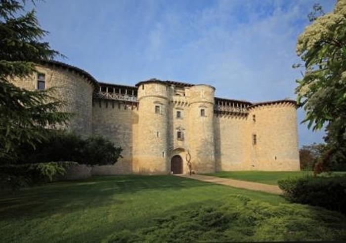 Journées du patrimoine 2017 - Visite guidée du château de Mauriac