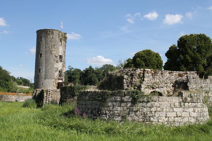 Journées du patrimoine 2018 - Visite commentée du Château de Montagu