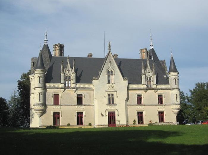 Journées du patrimoine 2017 - Château de Montreuil sur Loir