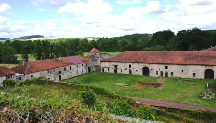 Journées du patrimoine 2019 - Visite libre du parc du Château de Neuviller-sur-Moselle