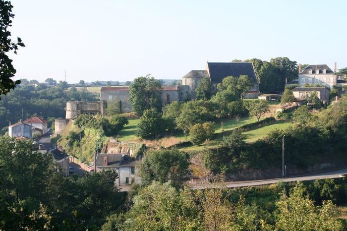 Journées du patrimoine 2017 - Découverte du château de Argenton