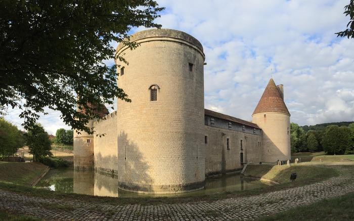 Crédits image : château de Posanges