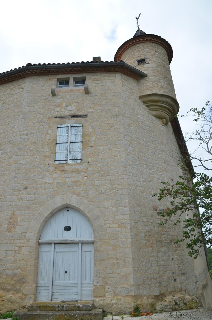 Journées du patrimoine 2017 - Château de Puycalvel - Visite libre