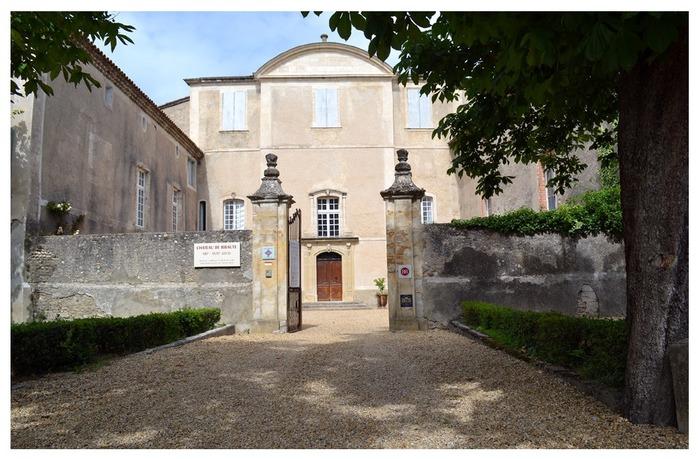 Journées du patrimoine 2017 - Château de Ribaute