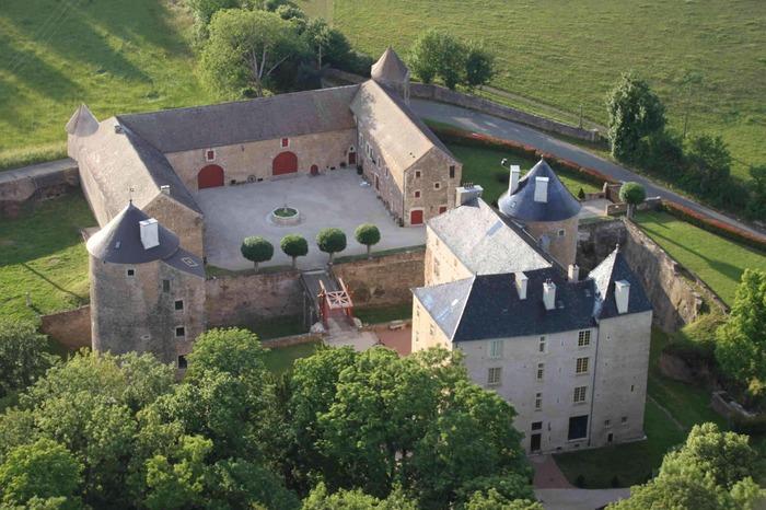 Journées du patrimoine 2017 - Château de Ruffey