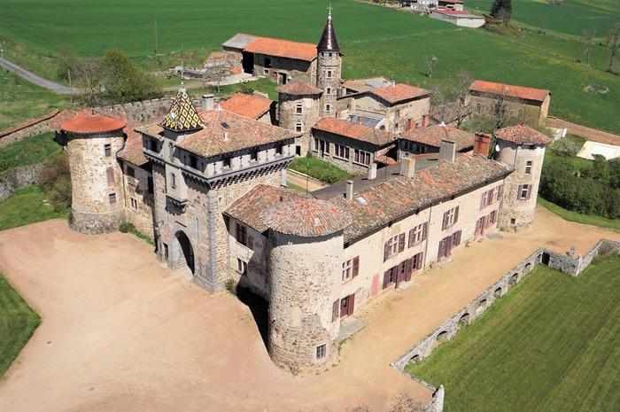 Journées du patrimoine 2017 - Château de Saconay