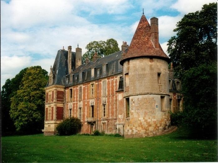 Journées du patrimoine 2018 - Visite libre du château de Saint-Martin-de-Bienfaite-La-Cressonnière