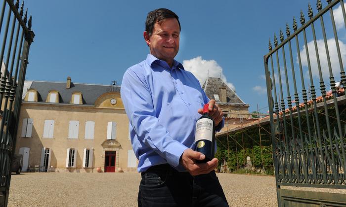 Journées du patrimoine 2018 - Château de Salles : dégustation de mes vins de Buzet et visite des chais