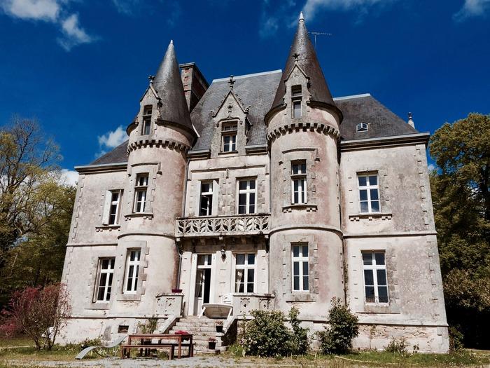 Journées du patrimoine 2018 - Visite libre ou commentée au Château de Toulven