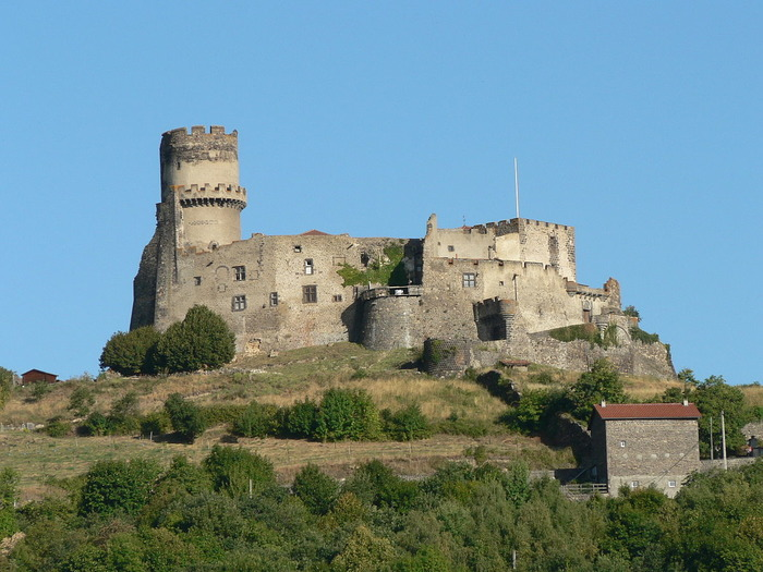 Journées du patrimoine 2018 - Visite commentée du château de Tournoël.