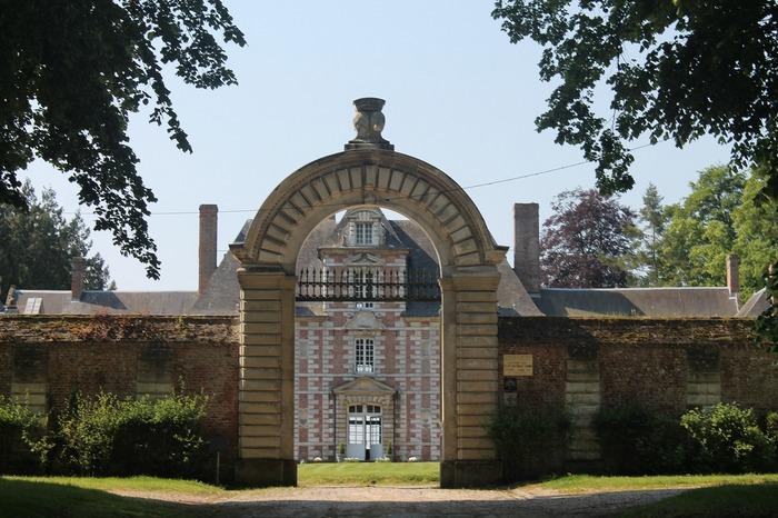 Crédits image : château de Vauchelles