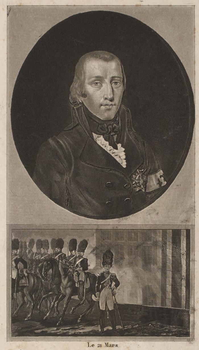 Journées du patrimoine 2018 - Château de Vincennes - 1804, L'Affaire du Duc d'Enghien