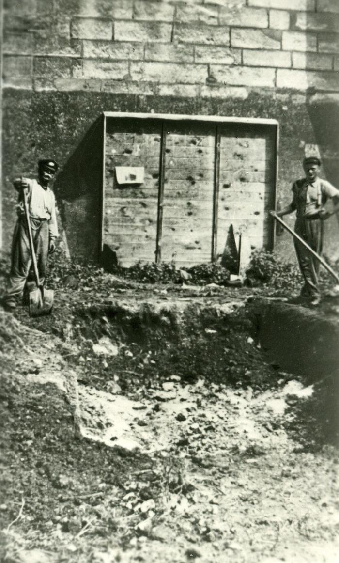 Journées du patrimoine 2018 - Château de Vincennes - Les exécutions d'Août 1944