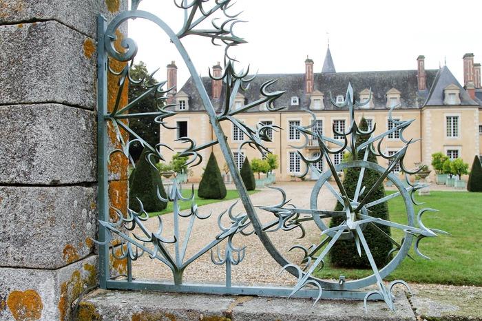 Journées du patrimoine 2018 - Château du Coudray, communs et jardins XVIIIème