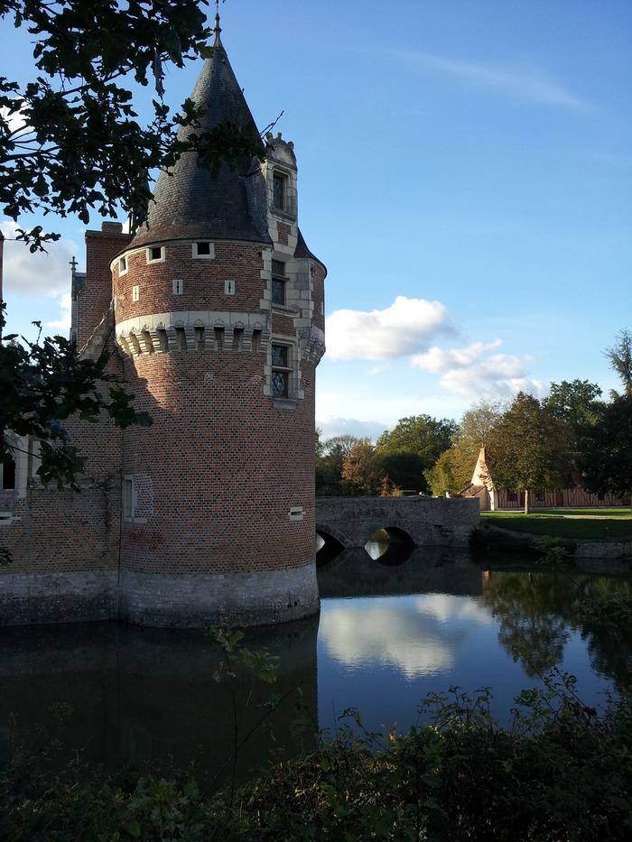 Crédits image : Château du Moulin